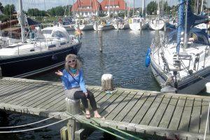 Segeltörn Hiddensee Mitsegeln Hafen