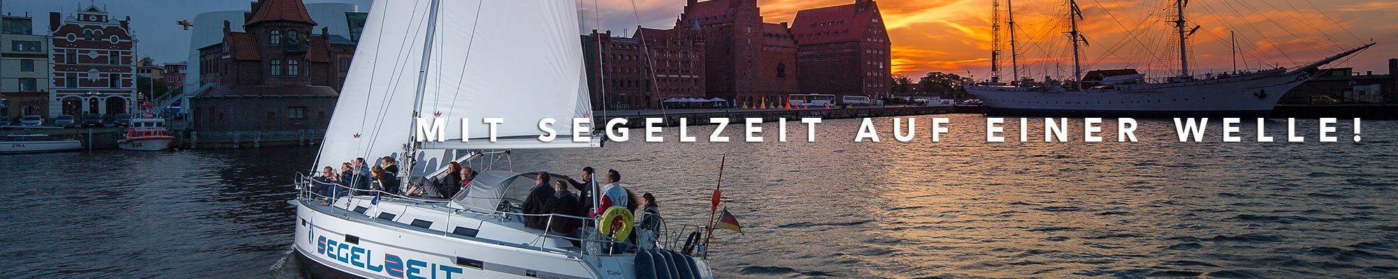 Segelzeit Stralsund