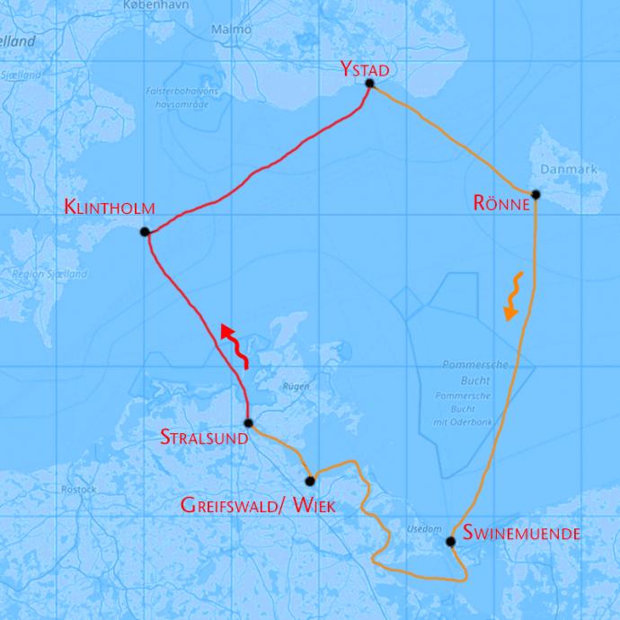 Baltic Four Corners