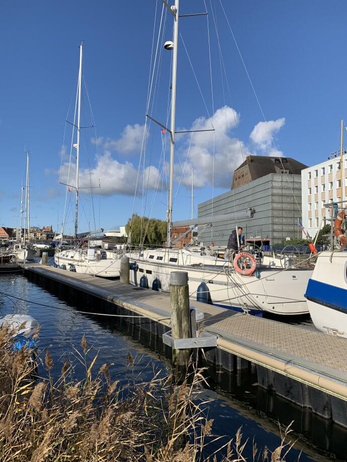segeln Ostsee