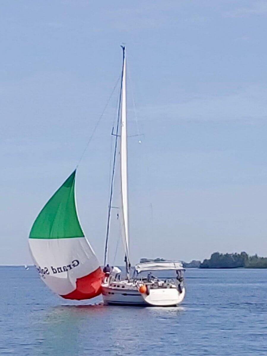 Genacker segeln