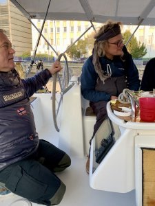 Segeltörn 2021 Stralsund